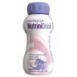 NutriniDrink Multifibre Capsuni x 200ml Nutricia