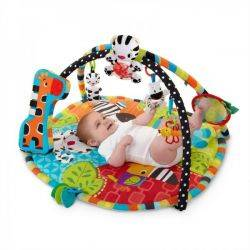 Start Your Senses - Salteluta Interactiva Spots & Strips - Bright Starts