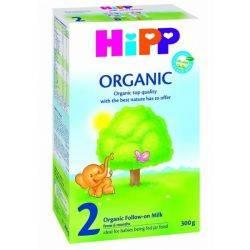 HIPP 2 BIO ORGANIC Formula lapte de continuare x 300g