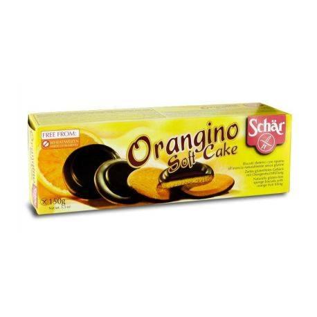 Orangino Biscuiti cu jeleu de portocale x 150g Dr. Schar