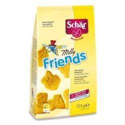 Milly Friends Biscuiti fara gluten x 125g Dr.Schar