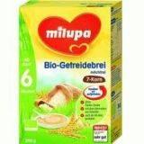 Milupa - Bio 7 Cereale fara lapte x 250g