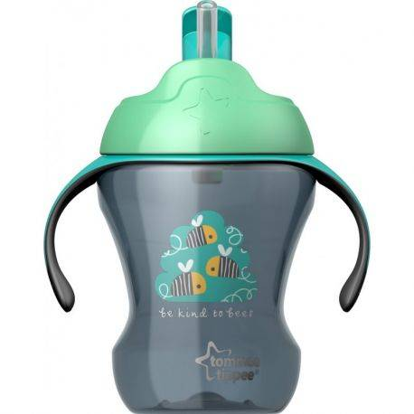 Tommee Tippee Explora Cana Easy Drink cu pai 230ml