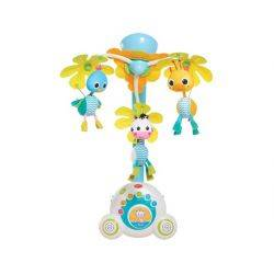 Carusel Muzical Vise Placute Safari Tiny Love