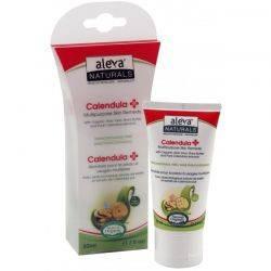 Aleva Naturals Calendula+ Balsam hidratant pentru fata, corp si zona scutecului