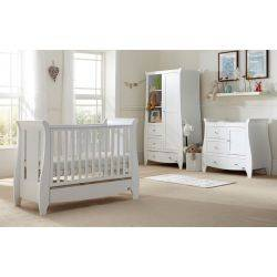 Set mobilier Katie White format din 3 piese Tutti Bambini
