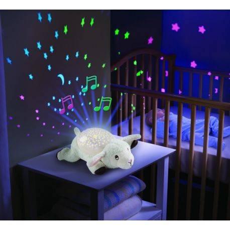 Summer Infant-Lampa sunete si proiectii Mieluselul cel Bland