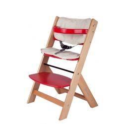 Set de pernite pentru Scaun de masa din lemn BabyGo