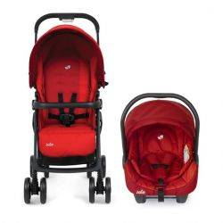 Carucior 2 in 1 Juva Red Joie