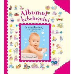 Albumul Bebelusului Roz
