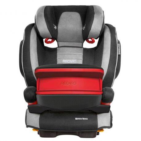 Scaun Auto Copii cu Isofix Monza Nova IS Graphite
