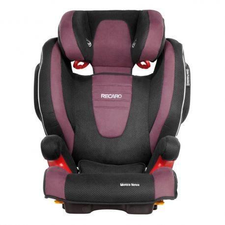 Scaun Auto pentru Copii cu Isofix Monza Nova 2 Violet