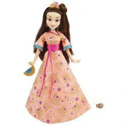 Papusa Disney Descendants - Lonnie in Tinuta de Incoronare