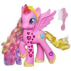 Ponei My Little Pony Glowing Hearts - Printesa Cadance