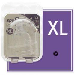 Set tetine din silicon-marimea XL SPECTRA