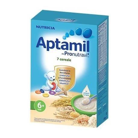 Cereale Aptamil 7 cereale x 250g