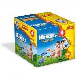 Huggies Super Dry Nr4  x 52buc 7-14 kg