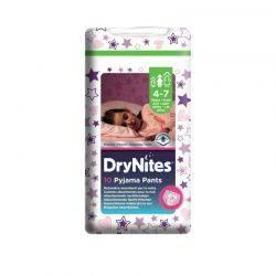 Huggies Dry Nites fete 4-7 ani x 10 buc