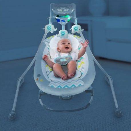 Leagan si Balansoar 3 in 1 Cradling Swing - Avondale InGenuity