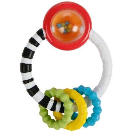 Jucarie New Rattle A Round - Bright Starts