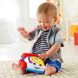 Telefon cu receptor Fisher-Price