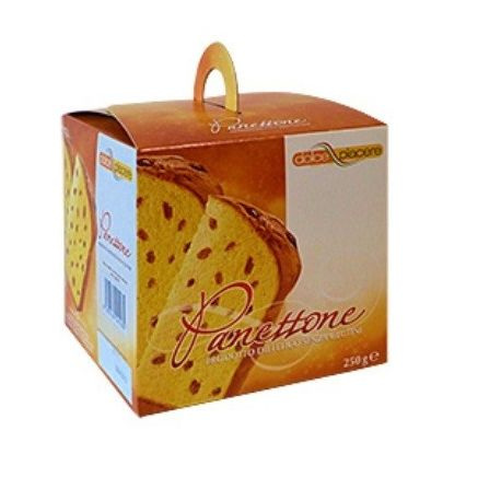 Panettone cu stafide fara gluten x 250g Dolce Piacere