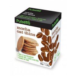 Biscuiti vegani fara gluten din ovaz cu cafea x 150g Pulsetta