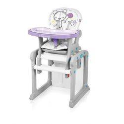 Candy Scaun de masa multifunctional 2in1 Baby Design
