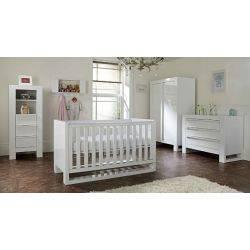 Tutti Bambini Patut evolutiv 3 in 1 Rimini White