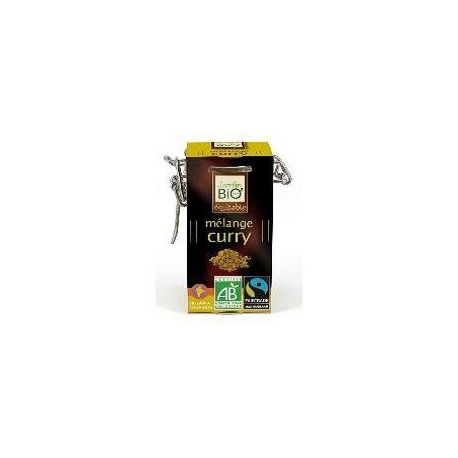 Mix curry bio x 18g JardinBio