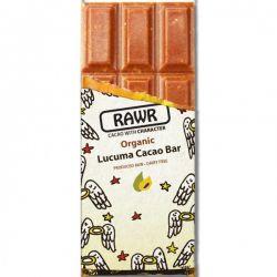 Ciocolata Organica cu Lucuma fara gluten x 60g Rawr