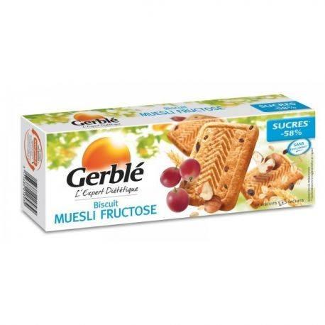 Biscuiti Muesli Ovaz x 290g Gerble expert dietetic
