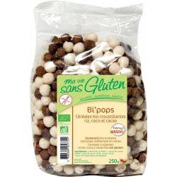 Bi Pop'S Cereale din orez fara gluten x 250g Ma vie sans gluten