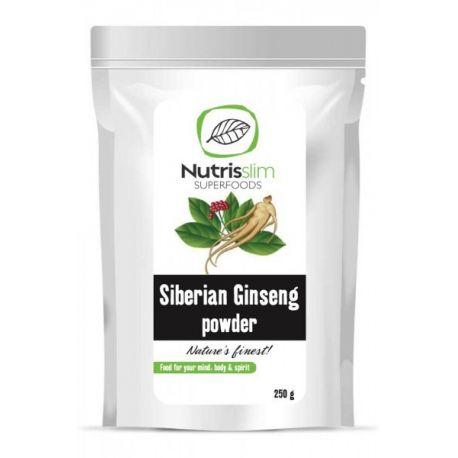Pudra de Ginseng siberian x 250g Nutrisslim