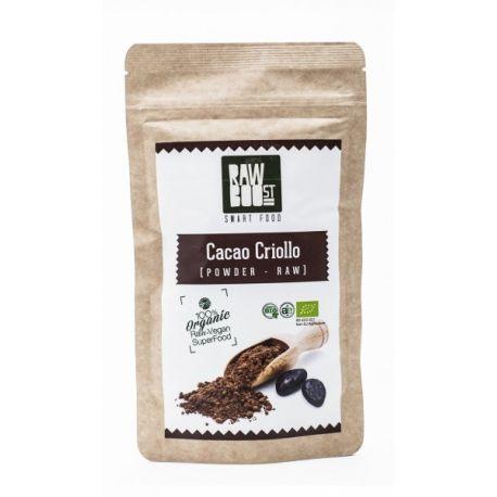 Rawboost Pudra cruda de cacao bio x 125g