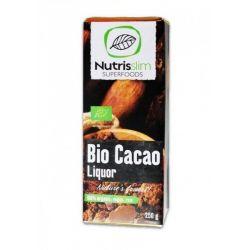 Lichior de cacao bio x 250g Nutrisslim