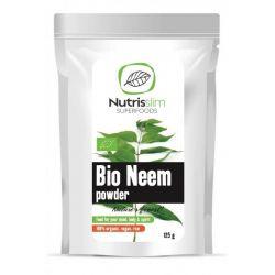 Pudra de Neem bio x 125g Nutrisslim