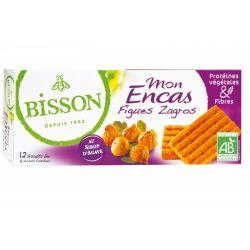 Biscuiti cu smochine bio Zagros MON ENCAS x 240g Bisson