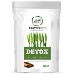 Mix superalimente Detox bio x125g Nutrisslim