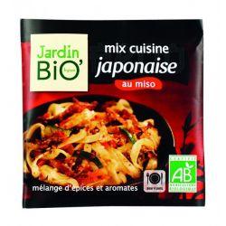 Mix bucatarie Japoneza bio x 20g JardinBio