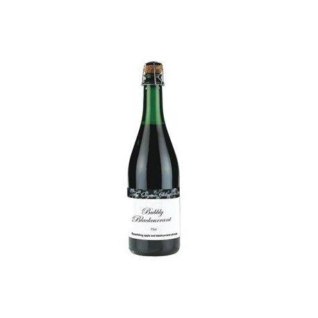 Suc spumant din mere si coacaze negre Bio x 750ml The Organic Collection
