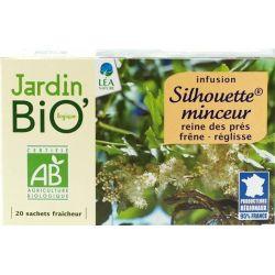 Ceai din plante Slabire si prevenire reingrasare bio (20 plicuri) 30g JardinBio