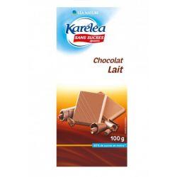 Ciocolata cu lapte x 100g Karelea