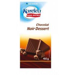 Ciocolata neagra desert x 150g Karelea