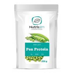 Pudra ecologica de proteine din mazare 250g Nutrisslim
