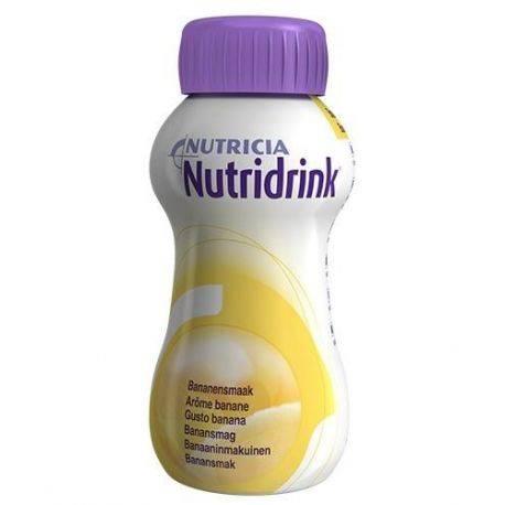 Nutridrink banane x 200ml Nutricia