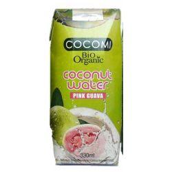 Apa de cocos cu ananas bio x 330ml Biothemis