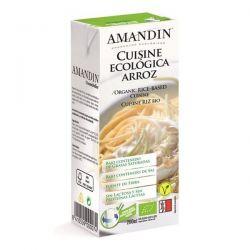 Sos de gatit pe baza de orez bio fara gluten x 200ml Amandin
