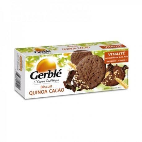 Expert Dietetic biscuiti Quinoa-Cacao x 132g Gerble
