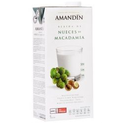 Bautura vegetala de Macadamia x 1L Amandin